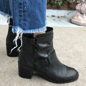 Michael Kors heeled booties